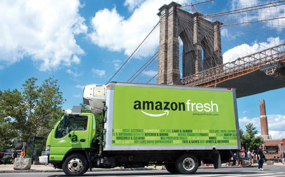 USA: Amazon Fresh expandiert in Chicago