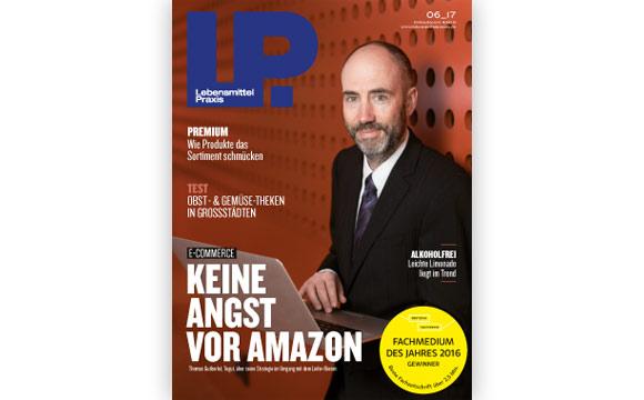 Ausgabe 06 vom 19. April 2017:Keine Angst vor Amazon