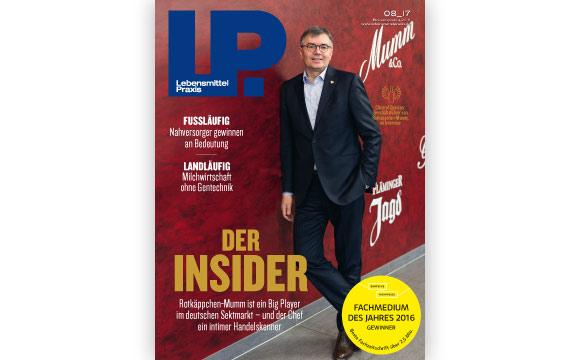 Ausgabe 08 vom 16. Mai 2017: Der Insider
