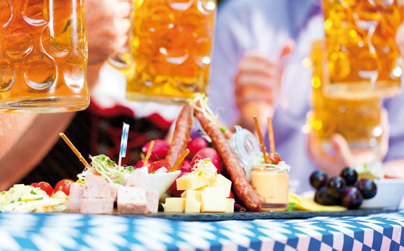 Oktoberfest: Umsatz-Gaudi