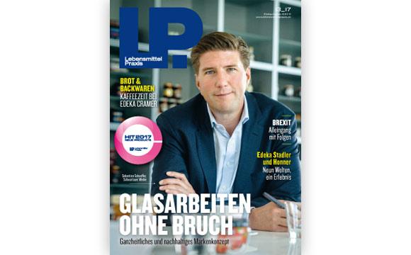 Ausgabe 13 vom 11. August 2017: Glasarbeiten ohne Bruch