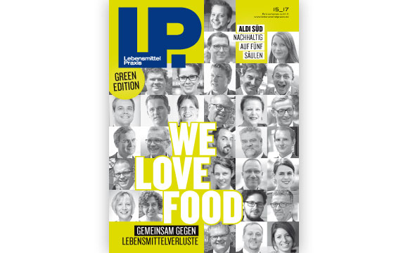 Ausgabe 15 vom 22. September 2017: We Love Food