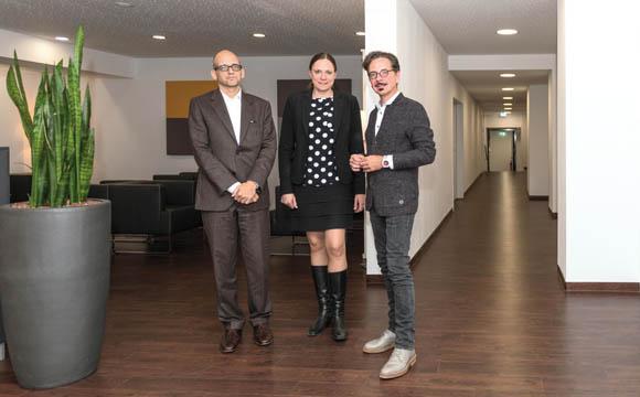 Interview mit Daniela Büchel und Andreas Hofmann: Vertrauen statt Misstrauen