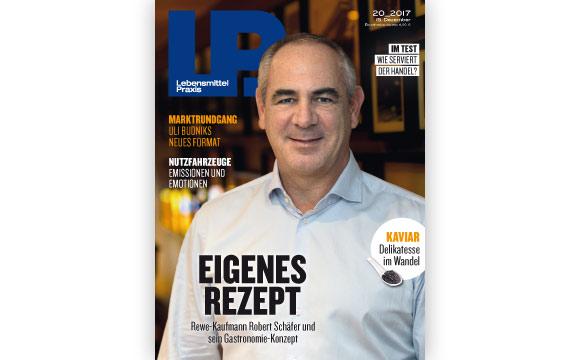 Ausgabe 20 vom 15. Dezember 2017:Eigenes Rezept