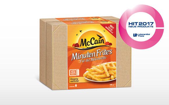 Knusprige Sieger: McCain Minuten Frites