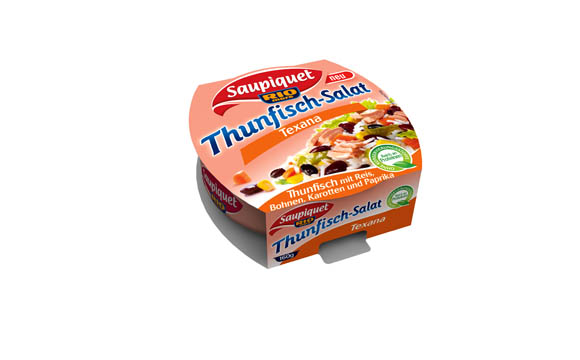 Fisch und Fischerzeugnisse - Bronze: Thunfisch-Salat Texana / Saupiquet Deutschland