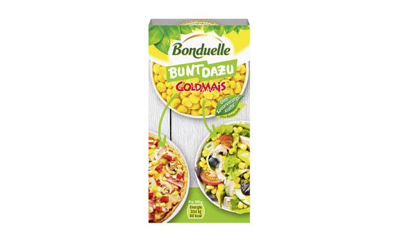 Bonduelle Bunt Dazu / Bonduelle Deutschland