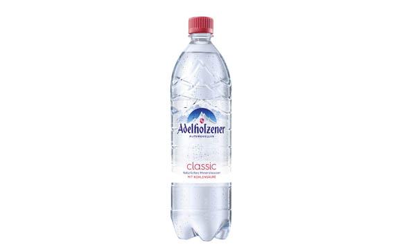 Adelholzener Mineralwasser / Adelholzener Alpenquellen