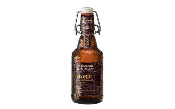 Bier - Bronze: Flensburger Brau Art / Flensburger Brauerei