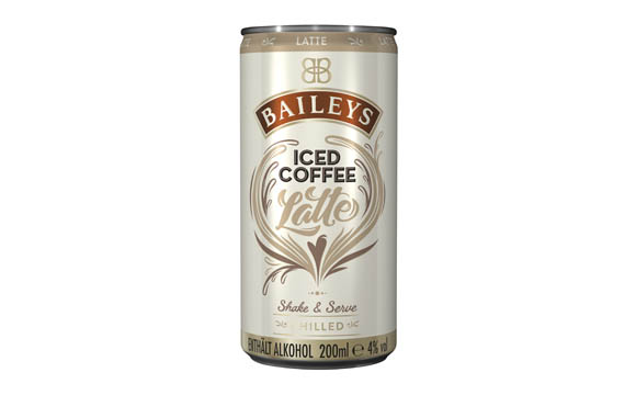 Baileys Iced Coffee Latte / Diageo Germany