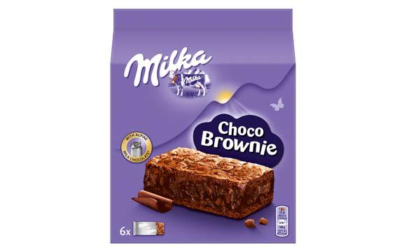 Milka Choco Brownies / Mondelez Deutschland