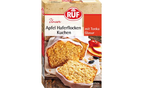 Kuchen und Backmischungen - Bronze: Ruf Superfood Kastenkuchen / Ruf Lebensmittelwerk