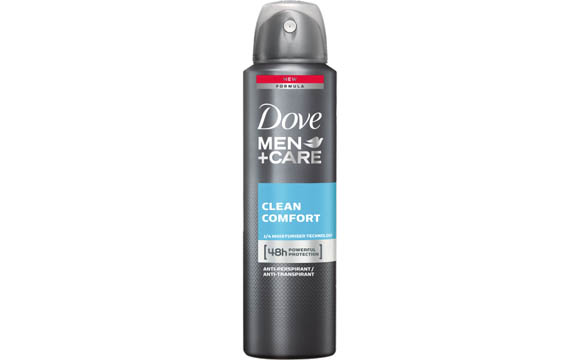 Dove Men + Care Clean Comfort / Unilever Deutschland