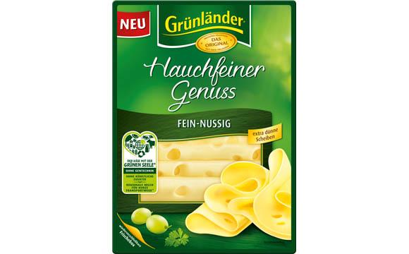 Grünländer Hauchfeiner Genuss / Hochland Deutschland