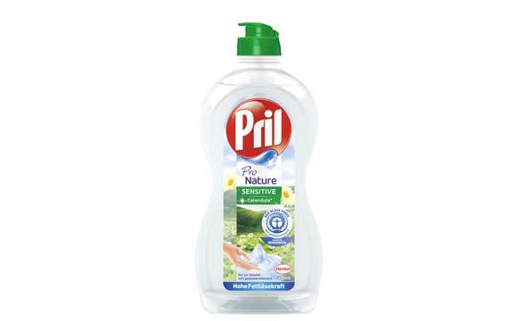 Pril Pro Nature Sensitive Calendula / Henkel