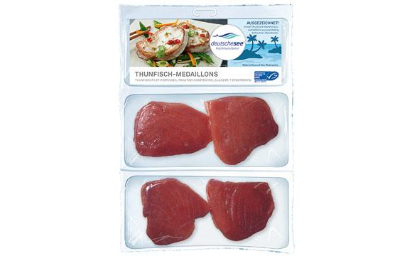 Deutsche See Thunfisch Medaillons / Deutsche See