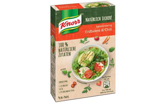 Knorr Natürlich lecker Salatdressing / Unilever Deutschland