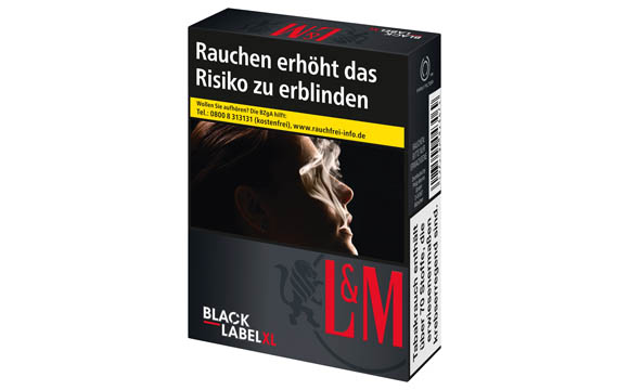 L&M Black Label XL / Philip Morris