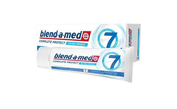 Blend-a-med Complete Protect 7 Extra Frisch / Procter & Gamble