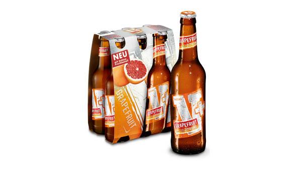 Bier - Gold: V+ Grapefruit / Brauerei C. & A. Veltins