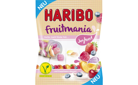 Haribo Fruitmania / Haribo