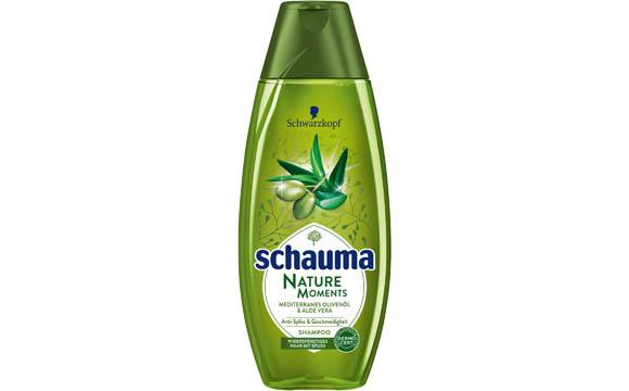 Haarpflege - Silber: Schauma Nature Moments / Henkel