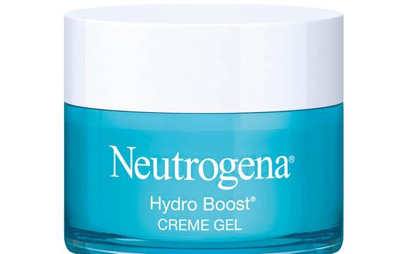 Gesichtspflege - Silber: Neutrogena Hydro Boost / Johnson & Johnson