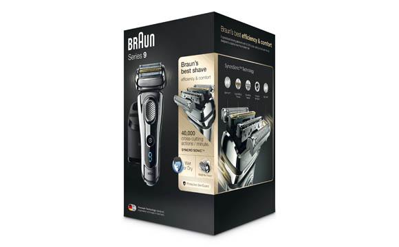 Braun Series 9cc Range / Procter & Gamble