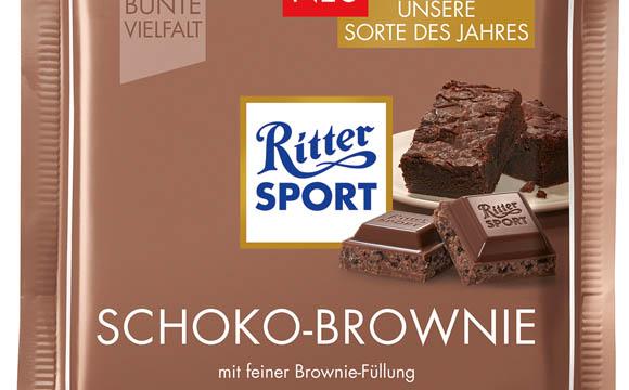Ritter Sport Schoko-Brownie / Alfred Ritter