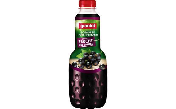 Granini Unsere Frucht des Jahres Schwarze Johannisbeere / Eckes-Granini Deutschland