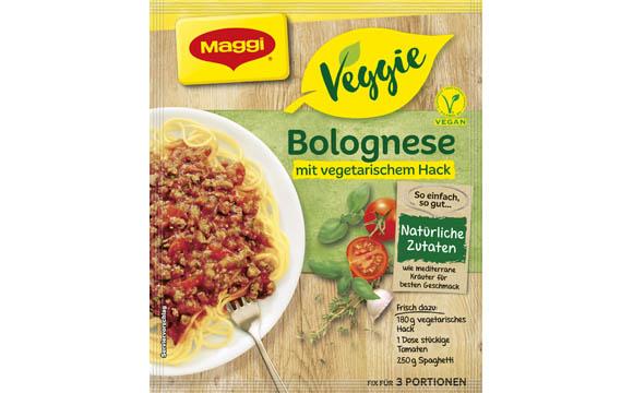 Gewürze, Würzen, Fix-Produkte - Silber: Maggi Veggie fix & frisch / Nestlé Deutschland