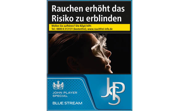 JPS Blue Stream XXXL / Reemtsma Cigarettenfabriken