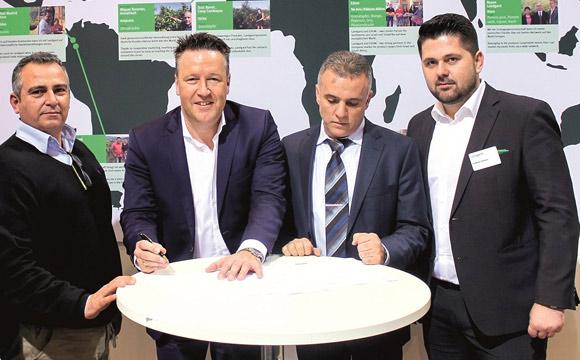 Internationale Partnerschaften ausgebaut