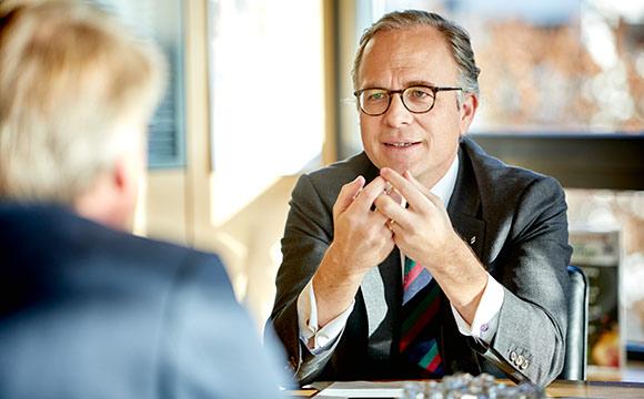 Interview mit Patrick Müller-Sarmiento: Auf traditionelle Werte zurückbesinnen