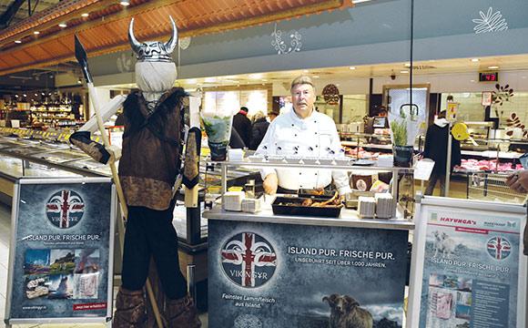 Fleisch, Wurst und Geflügel: Lamm aus Island