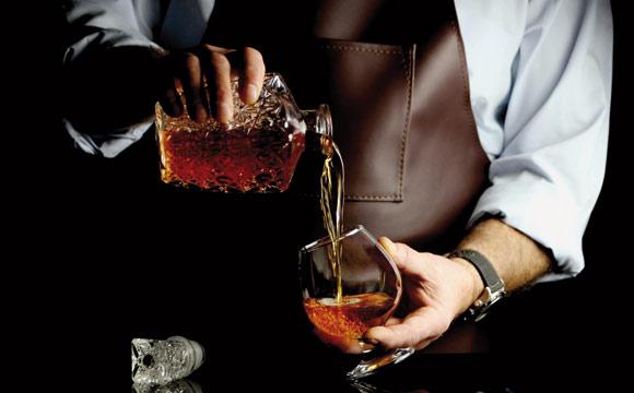 Cognac: Weinkrampf