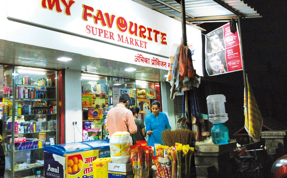 Indien: Klein, aber oho