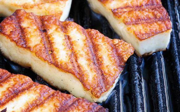 Grillen: Heiß auf Käse