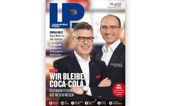 Ausgabe 05 vom 23. März 2018: Wir bleiben Coca-Cola