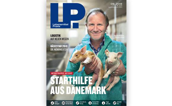 Ausgabe 09 vom 05. Juni 2018: Starthilfe aus Dänemark