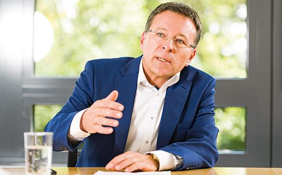 Interview mit Volker Zöller: Ambitionierter Neustart