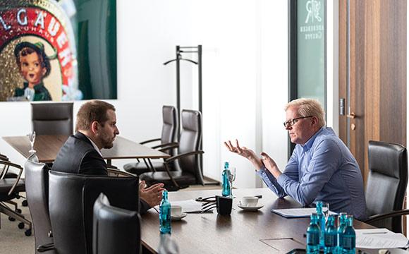 """Interview mit Niels Lorenz: """"Wir brauchen Lösungen"""""""