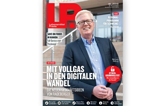 Ausgabe 18 vom 06. November 2018: Titelthema