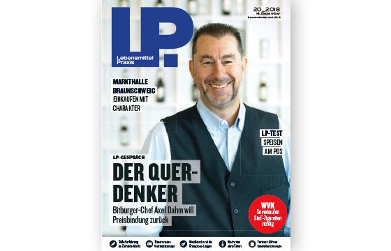Ausgabe 20 vom 14. Dezember 2018: Der Querdenker