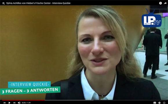 Supermarkt des Jahres:Preisträger und Besucher im Interview-Quickie