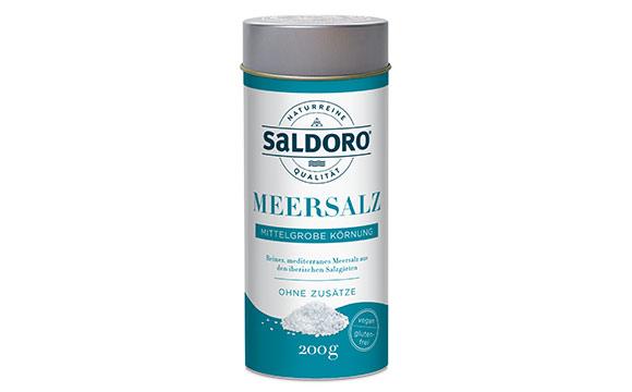 Nährmittel - Bronze: Esco Saldoro Meersalz / Esco European Salt Company