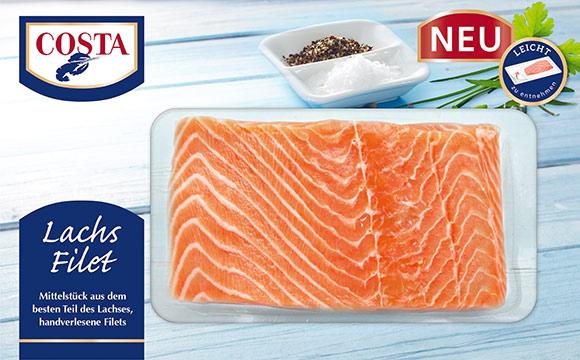 Fisch und Fischerzeugnisse - Bronze: Costa Fisch in Sicht / Apetito