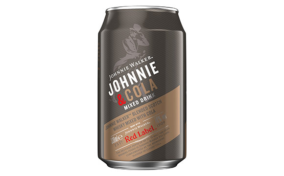 Johnnie & Cola / Diageo Germany