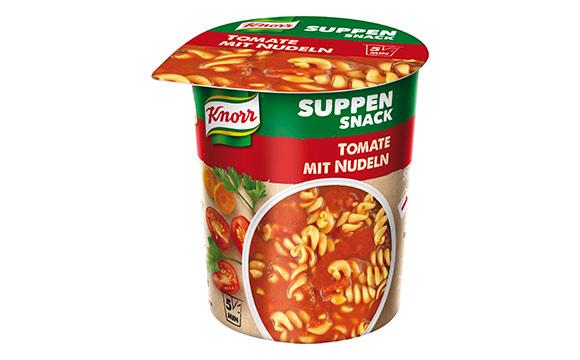Knorr Suppensnack im Becher / Unilever Deutschland