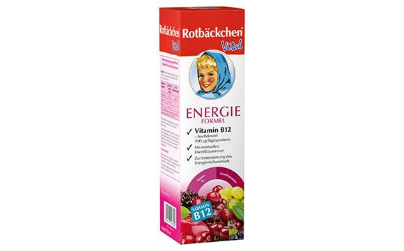 Rotbäckchen Vital Energie Formel / Haus Rabenhorst